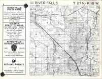 River Falls T27N-R18W, Pierce County 1960